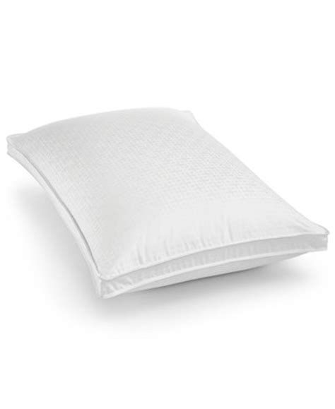 hotel collection european white goose down firm king pillow created for macy s pillows bed