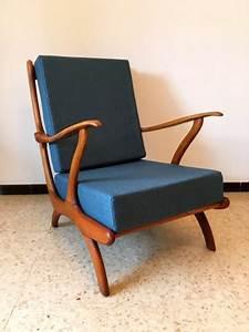 Fauteuil Vintage Scandinave : fauteuil scandinave ann es 50 vintage les vieilles choses ~ Dode.kayakingforconservation.com Idées de Décoration