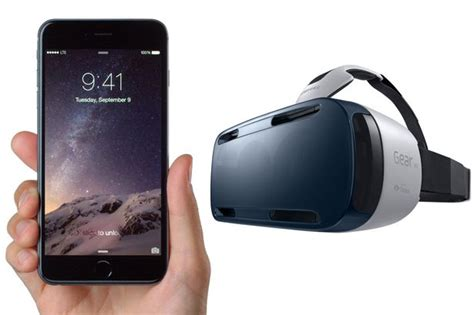 iphone vr samsung s reality headset is threat from