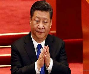Xi Jinping re elected as Chinas president top ally Wang ...