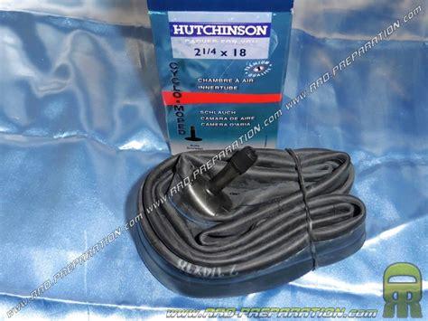 chambre à air 18 pouces chambre air hutchinson 2 1 4 18 pouces valve droite