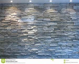 Mur En Pierre Interieur : mur en pierre blanc et gris photographie stock libre de ~ Dailycaller-alerts.com Idées de Décoration