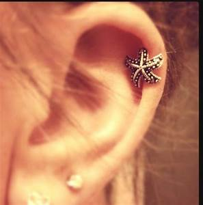 Too cute! I love this cartilage earring :) | Earrings ...