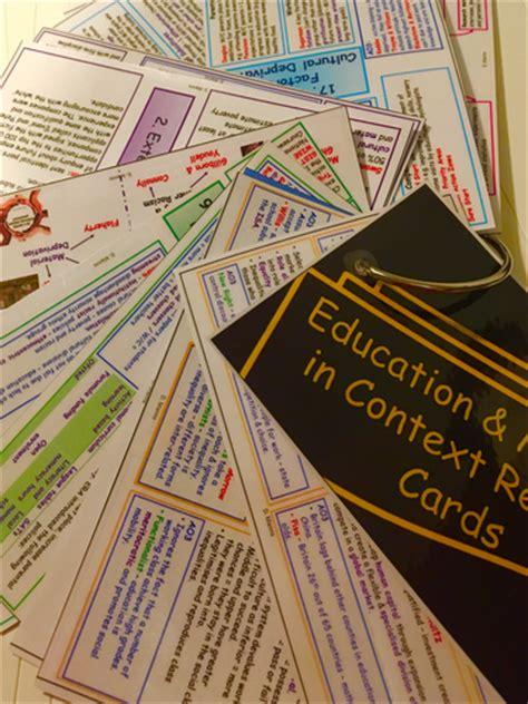 aqa sociology education  onwards revision