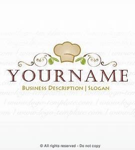 chef logo template #00555 | restaurant ready made logo ...