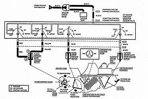 Ford F53  1997  - Wiring Diagrams - Heater