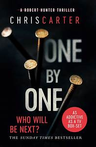 One By One : one by one ebook by chris carter official publisher page simon schuster uk ~ Medecine-chirurgie-esthetiques.com Avis de Voitures