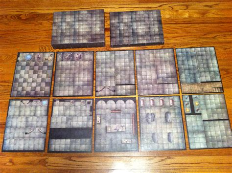 dungeons and dragons tiles sets 4e 4e essentials dungeon tiles master set the dungeon tile