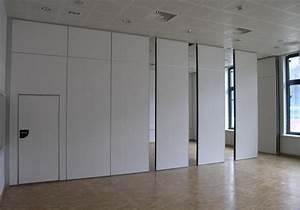 Cloisons Mobiles : mur mobile ~ Melissatoandfro.com Idées de Décoration