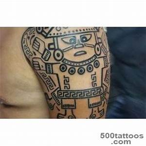 Inca tattoos designs, ideas, meanings, images