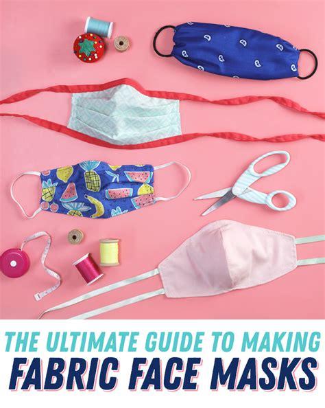 diy medical face masks  sew  craft patch