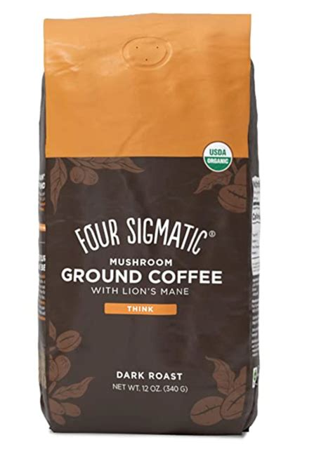 Stick around to learn whether four sigmatic is the right brand for you. Review of Organic & Fair Trade Ground Coffee by Four Sigmatic $19 in 2020 | Four sigmatic ...
