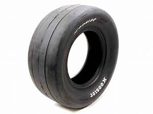 hoosier 17317 tire drag radial p275 60r 15 radial With white letter sidewall tires