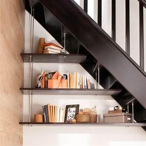 Rangement Cable Bureau : diff rents mod les pour votre escalier int rieur ~ Premium-room.com Idées de Décoration