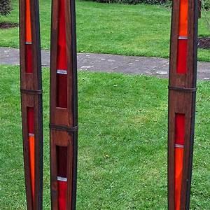 Glaskunst Für Den Garten : gartenstelen silwadesign stelen f r den garten ~ Watch28wear.com Haus und Dekorationen