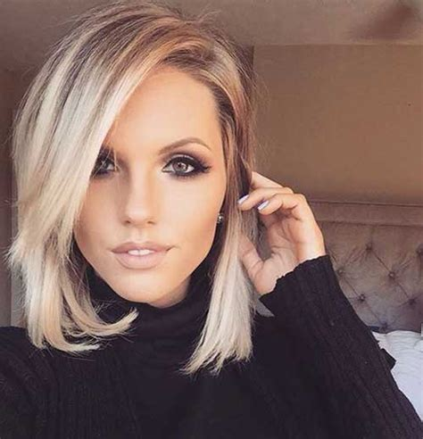 15 shoulder length bob pictures bob hairstyles 2018