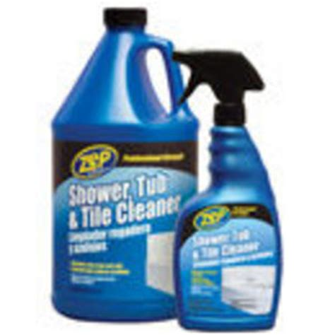 zep shower tub and tile cleaner zustt32pf reviews