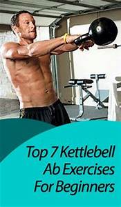 Top 7 Kettlebell Ab Exercises For Beginners   Muscles ...
