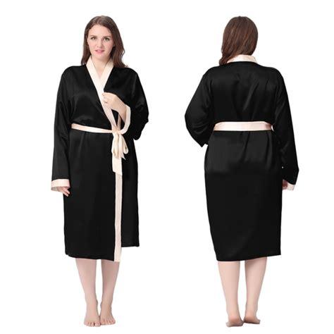 robe de chambre en soie pour femme robe de chambre femme taille 50