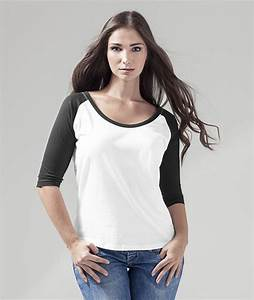 Raglan Berechnen : build your brand damen 3 4 contrast raglan tee by022 ~ Themetempest.com Abrechnung