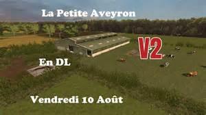 Fs17 Petite Map : la petite aveyron v2 0 fs17 farming simulator 17 mod fs 2017 mod ~ Medecine-chirurgie-esthetiques.com Avis de Voitures