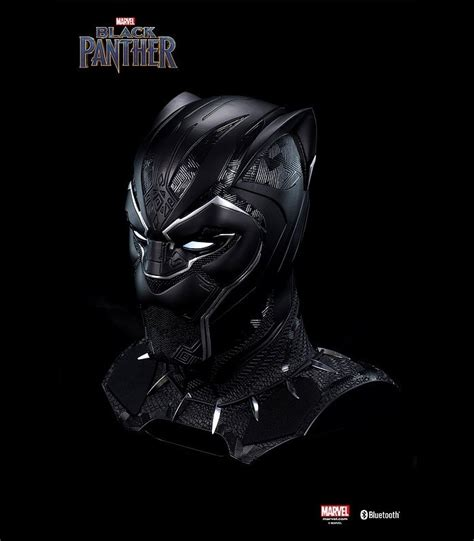 marvel black panther avengers bluetooth speaker