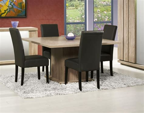 table carree salle a manger table salle manger carree 140x140