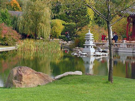 Chinesischer Garten Im Erholungspark Berlinmarzahn Was