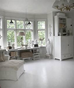 Schweden Style Einrichtung : shabby chic wohnzimmer 66 romantische einrichtungen ~ Lizthompson.info Haus und Dekorationen