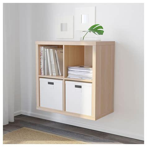 ikea kallax bookcase ikea kallax 4 cube storage bookcase square shelving unit
