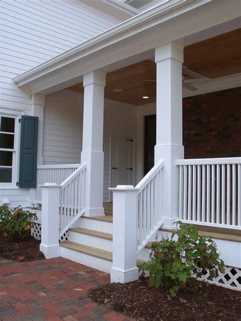 porch columns traditional porch miami by