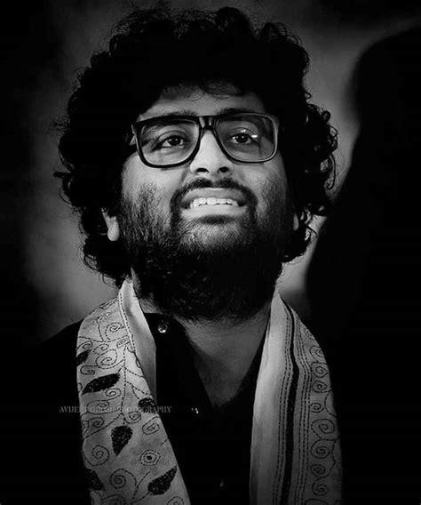 Drawing Arijit Singh Black And White Photo - Music Mancanegara