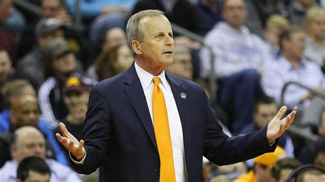 Rick Barns by Rick Barnes Says He Nearly Left Tennessee For Ucla I
