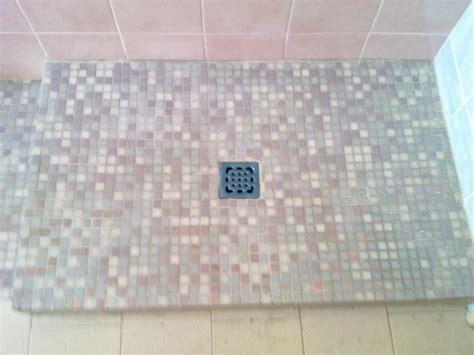 mosaico per doccia piatto doccia mosaico e rivestimenti bagni impresa edile