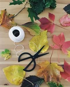 Blätter Basteln Herbst : hallo herbst diy deko ideen mit laub bl ttern ~ Lizthompson.info Haus und Dekorationen