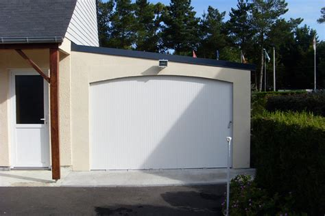 Garage En Béton Abridis