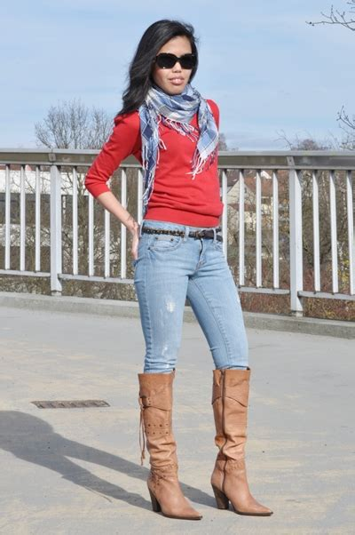 My Outfit Brown Cowboy Boots for Women