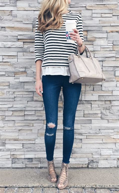 Spring Outfit Ideas An Instagram Round-Up - Pinteresting Plans