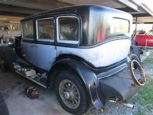 1931 Cadillac Lasalle Sedan 4 Door W   95  Of The Parts For