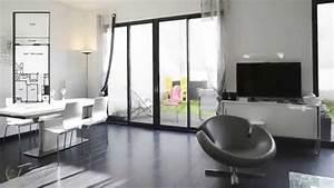 Appartement Contemporain : appartement contemporain youtube ~ Melissatoandfro.com Idées de Décoration