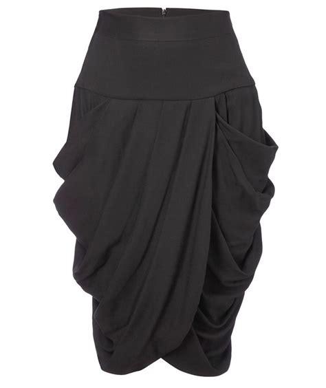 draped skirt 25 best ideas about draped skirt on