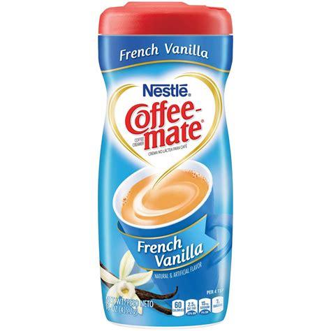 Dairy free, gluten free, lactose free. COFFEE MATE French Vanilla Powder Coffee Creamer 15 Oz ...