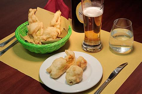 fiori di zucca ristorante sfizi e antipasti ristorante a norcia cantina 48