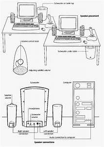 Logitech Soundman X2 Computer Speakers Manual  U0026 User Guide