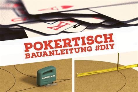 Dachrinnenreinigung Im Do It Yourself Verfahren by Pokertisch Als Einfache Diy Bauanleitung