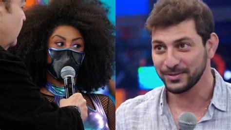BBB21: Bailarina do 'Domingão do Faustão' dá indireta para ...