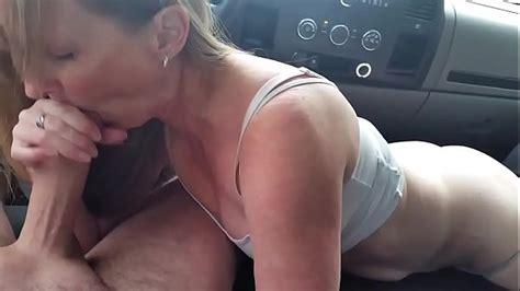 Milf Hot Blowjob In Car Xvideos