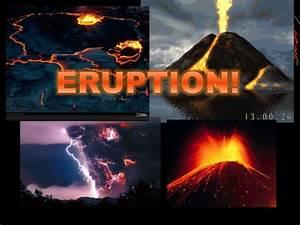 What Makes Volcanoes Erupt