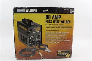 Chicago Electric  90 Amp Flux Wire Welder