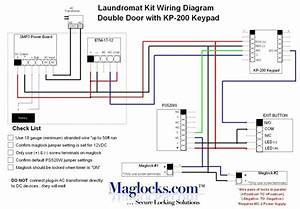 3 For Magnetic Door Lock Wiring Diagram
